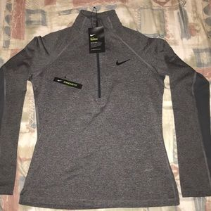 Nike Other - ‼️ SOLD‼️Nike Pro Warm Half Zip